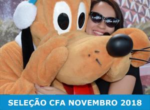 Seleção CFA novembro 2018